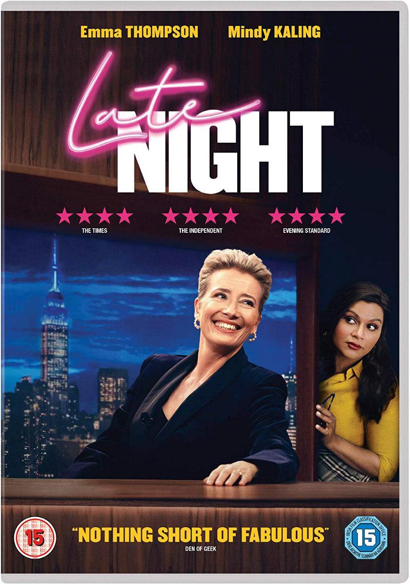 late night uk dvd