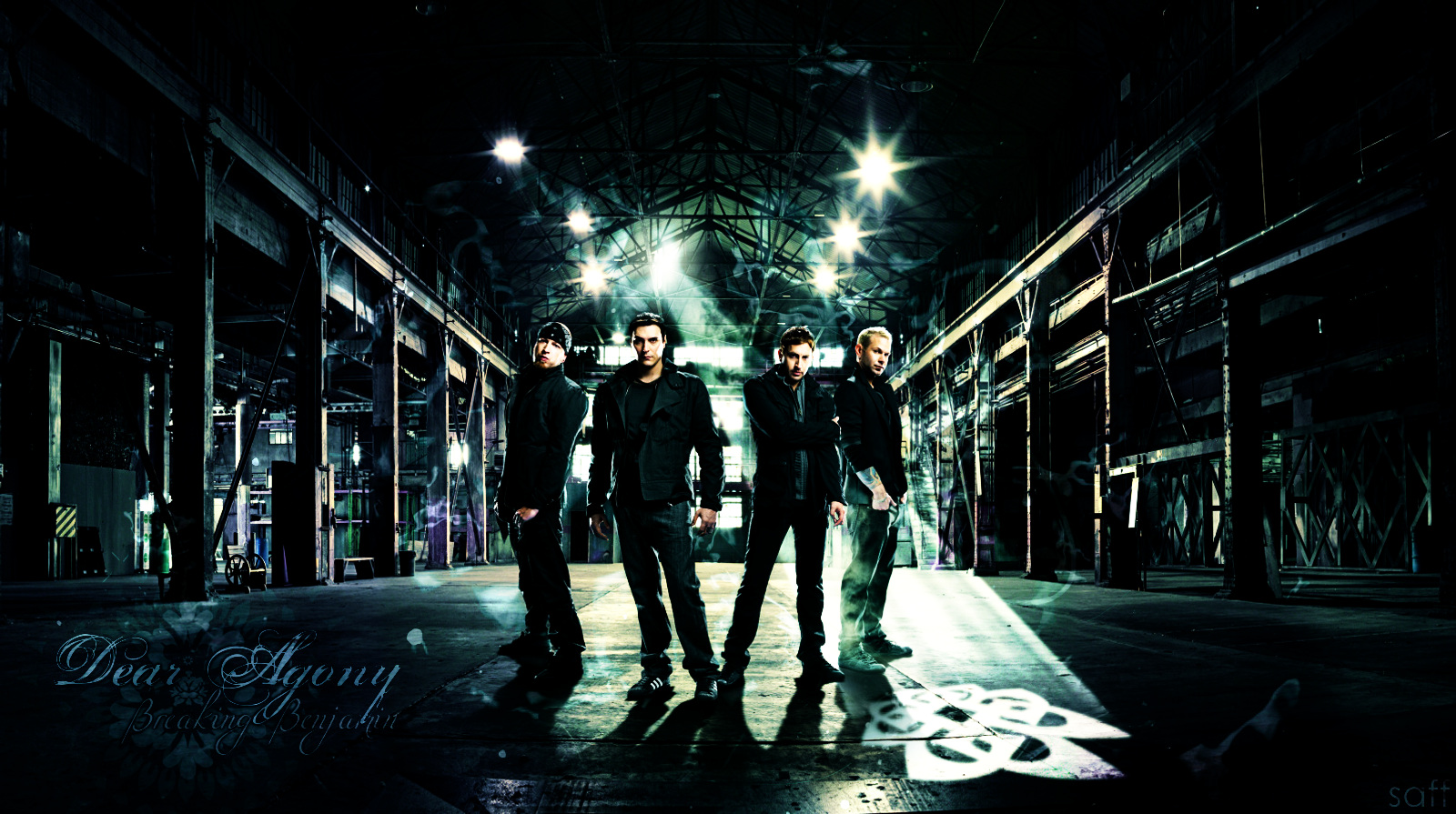 crystalife: mY tOP 5 BreAKinG beNJamIN soNGs (kindda hard ...