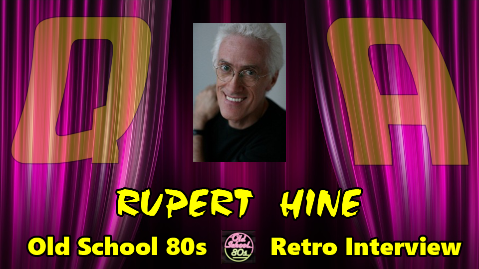 Interview with Rupert Hine, Producer for Many '80s Hits