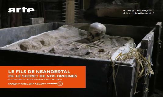 Le fils de Neandertal ou le secret de nos origines