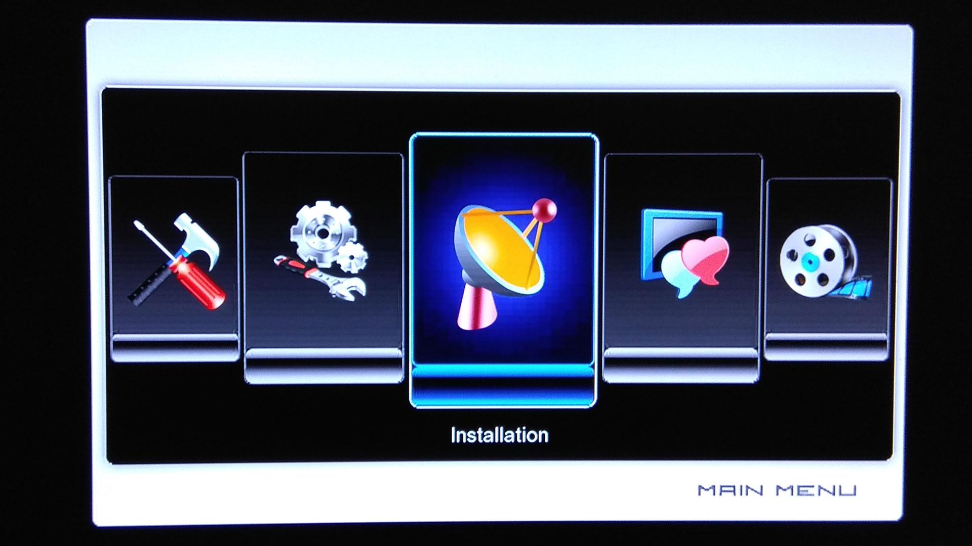 Upgrade Software Lgsat Sky HD dengan Firmware Icone O8 S+