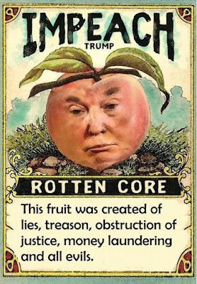 Impeach rotten core fruit..www.jokestotell.com