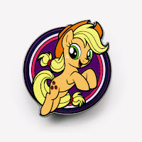 My Little Pony Applejack AR Pin by Pinfinity