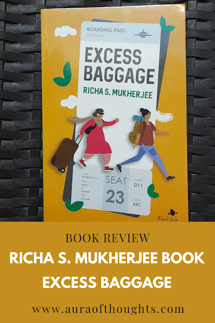 Critic Richa Book Review - MeenalSonal