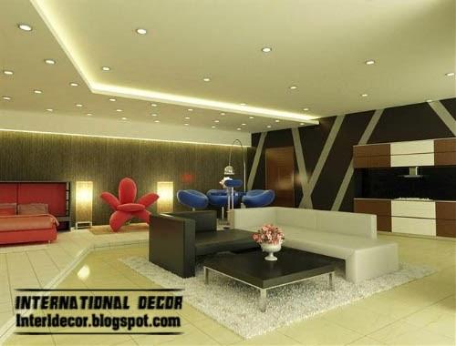 Lighting Design For Furniture And Ceiling Lights