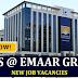 Most recent Jobs At Emaar Group Dubai
