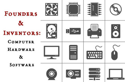 Founders and Inventors: Computers