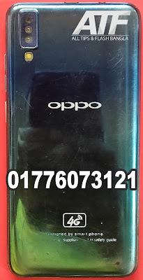Oppo Clone A10 Flash File