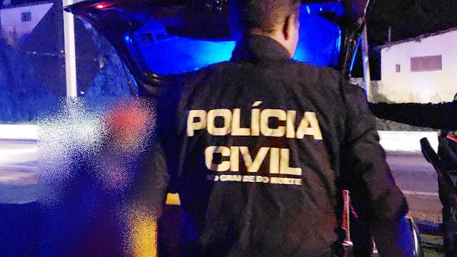Polícia Civil prende homem por roubo no Oeste do RN