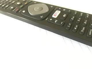 telecomando delle netflix tv ottimizzate per netflix con app preinstallata
