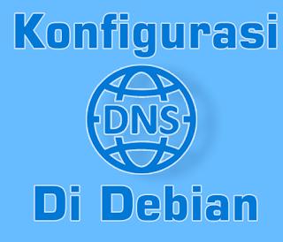 Konfigurasi DNS di Linux
