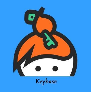 برنامج, موثوق, لتشفير, المحادثات, والبيانات, وحماية, وتأمين, الخصوصية, Keybase