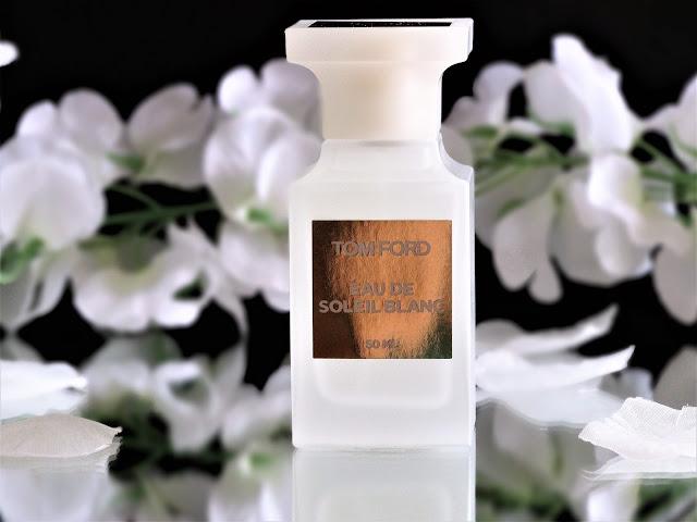 avis eau de soleil blanc tom ford, parfum eau de soleil blanc, eau de soleil blanc tom ford perfume review, parfum été femme