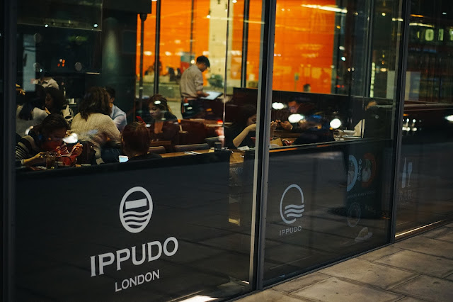 一風堂(IPPUDO LONDON)