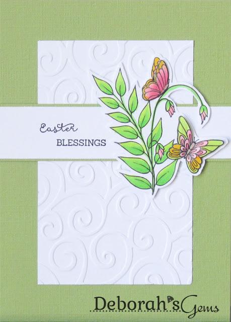 Easter Blessings - photo by Deborah Frings - Deborah's Gems