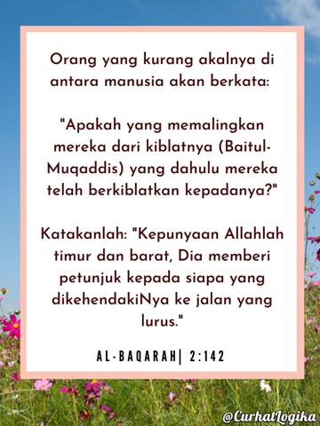 Al-Quran Penukaran Qiblat