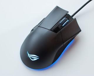 Gaming Mouse, Asus ROG Gladius II