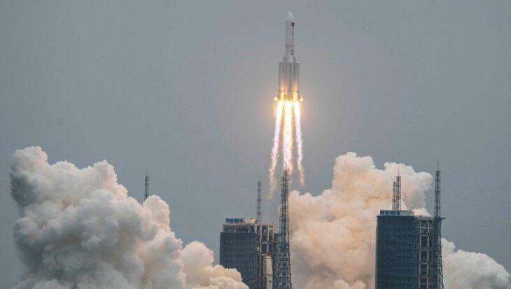 Cohete de China está fuera de control y golpeará la Tierra el 8 de mayo; el Pentágono lo vigila
