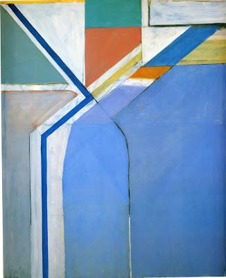 University San Francisco >> Blackburn Art History: Richard Diebenkorn