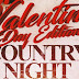 Spend Valentine's Day Line Dancing on Country Night