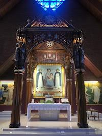 Renaissance Art Flourishes at St. Thomas Aquinas in Charlotte, North Carolina