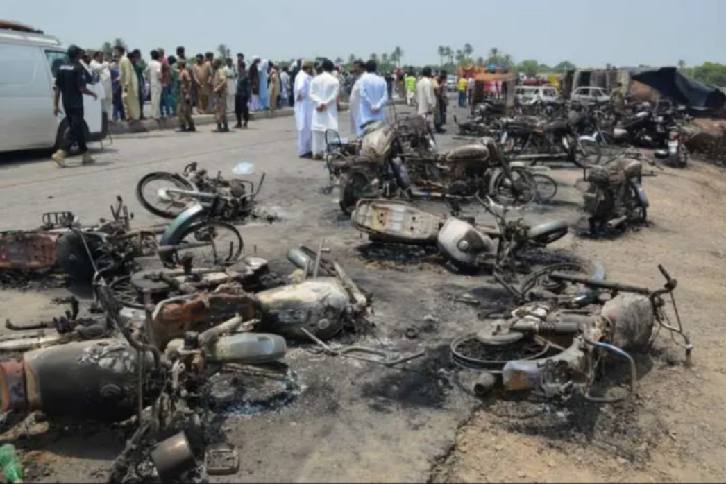 Drive Safely See Photos Of The Worst Motor Accidents In Nigeria And Around The World