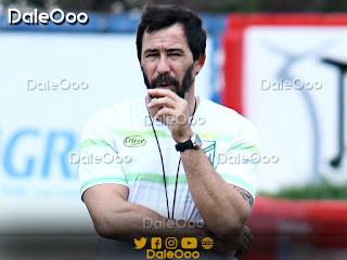 """Pablo """"Vitamina"""" Sánchez Director Técnico de Oriente Petrolero - DaleOoo"""