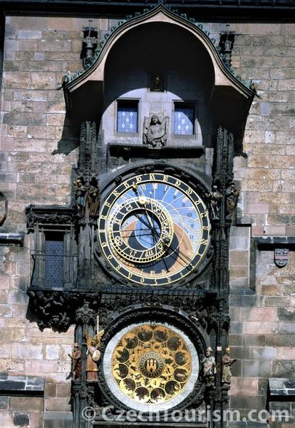 Reloj Astronómico (Praga, República Checa)