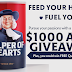 Quaker Oats Instant Win Giveaway - 11,055 Winners Win A Free Product, 55 Grand Prize $1,000 Winners - Daily Entry, Ends 3/10/18