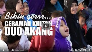 Ceramah bahasa Sunda lucu