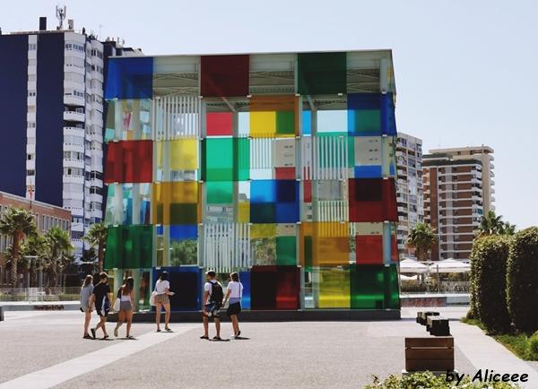 Centrul-Pampidou-Muzeu-Arta-Malaga