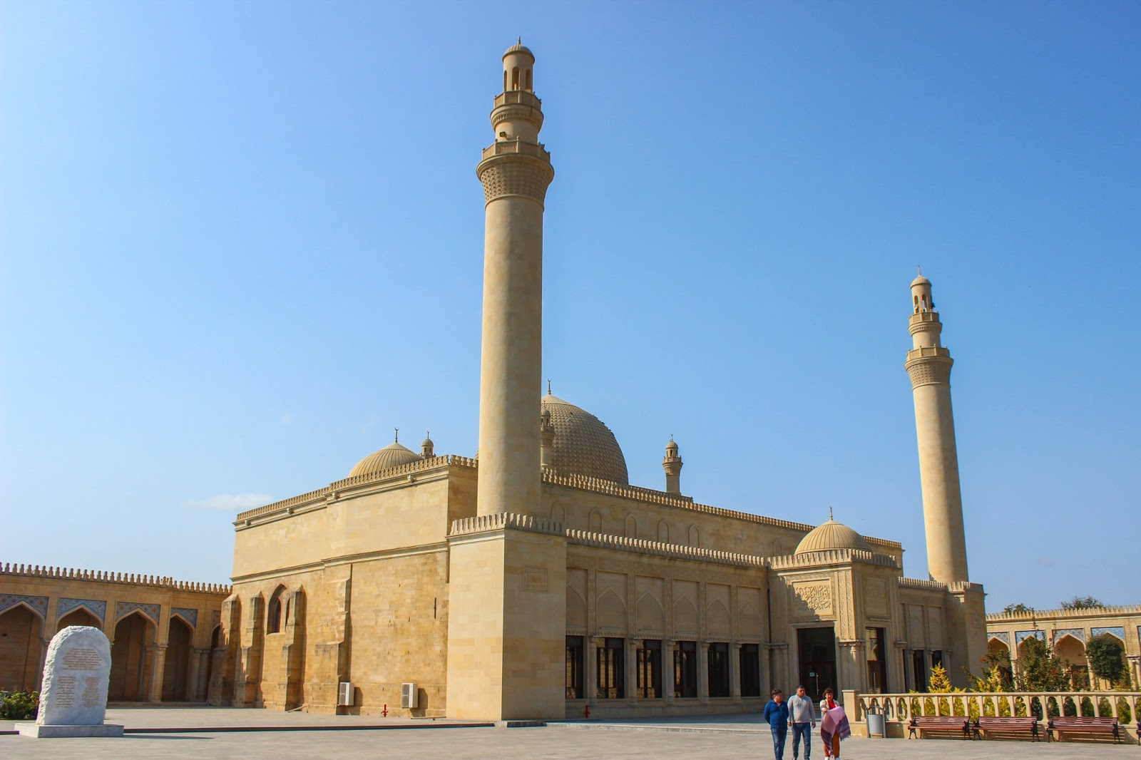 Cannundrums: Juma Mosque