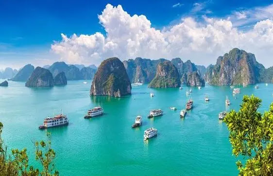 3. Vietnam, the Land of the Blue Dragon
