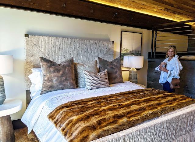 textures in bedrooms