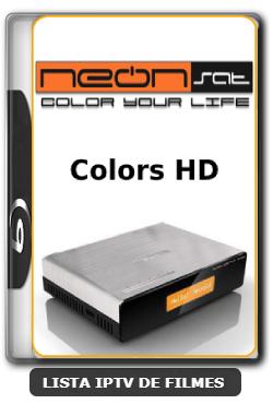 Neonsat Colors HD Nova Atualização Melhorias no sistema IKS e Correção no Neon Steam C97 - 04-06-2020