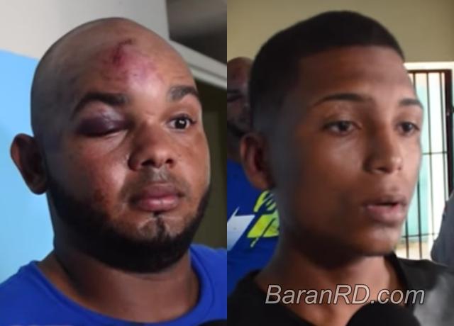Médicos del Hospital San Vicente de Paúl golpearon a dos jóvenes con un palo