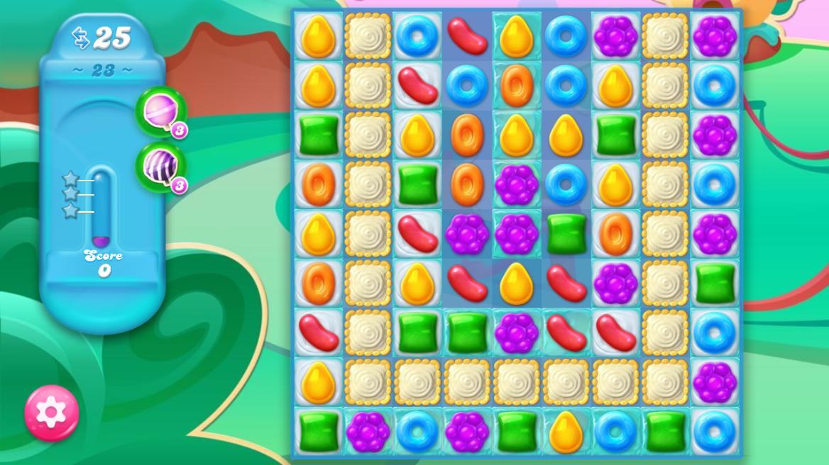 Candy Crush Jelly Saga 23