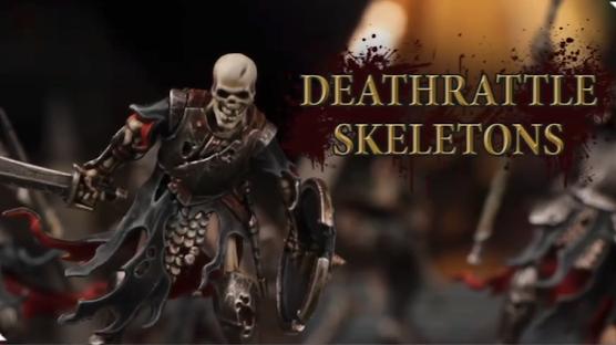 Deathrattle Skeletons