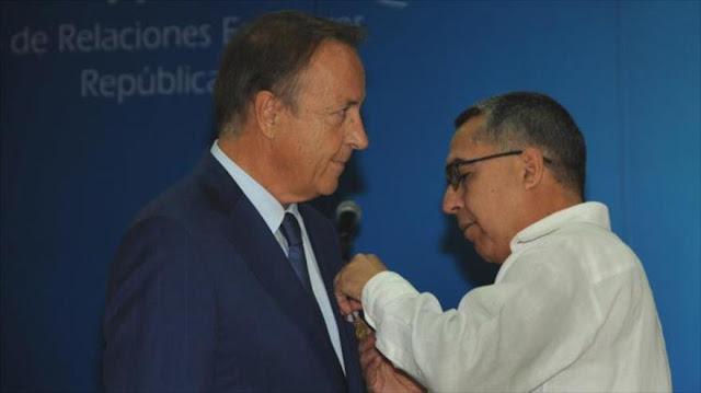 El embargo a Cuba es 'una estupidez', según enviado de Hollande