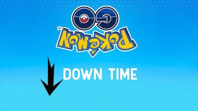 Untuk Pertamakalinya (Sejak 2016) Pokemon GO Dijadwalkan Offline Karena Pemeliharaan Server