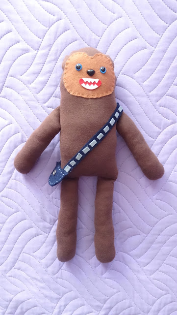 Chewbacca dla Oskarka