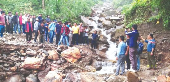 Mirik subdivision in Darjeeling worst affected by torrential rains