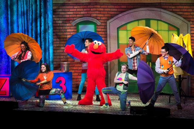 Sesame Street Live! Let's Party, giveaway, Sesame Street, for kids, Metro Detroit, Fox Theatre, live, Elmo