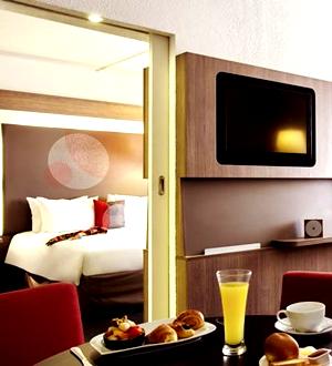 Novotel Accra City Hotel Suite
