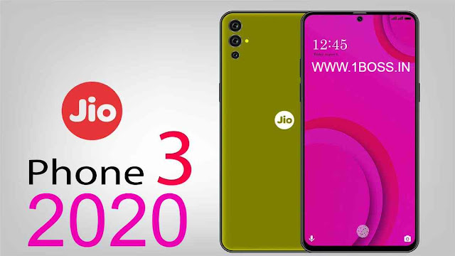 Jio Phone 3 Price RS.1500 Booking Online || 2020 New Jio Phone 3
