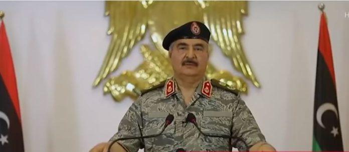 Ο Λιβυκός Εθνικός Στρατός (LNA) απορρίπτει την κατάπαυση του πυρός