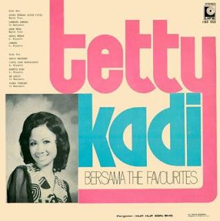 Lagu Tetty Kadi