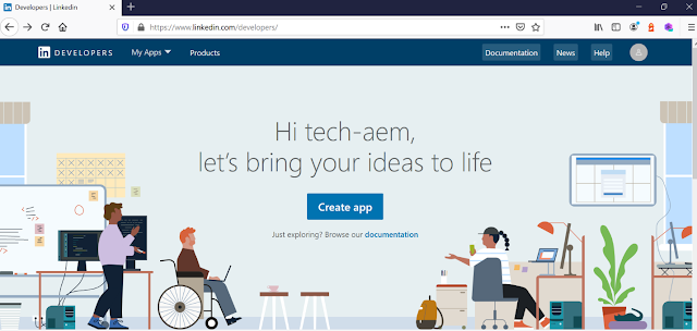 create-oauth-app-linkedin