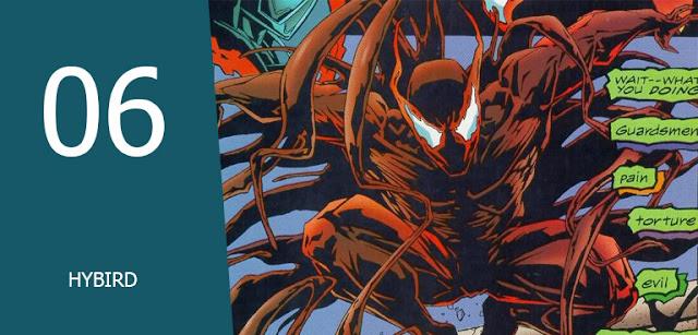 symbiote marvel selain venom