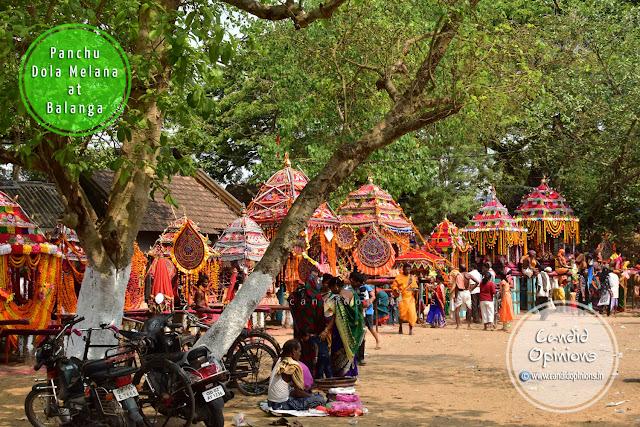 Panchu Dola Melana At Balanga